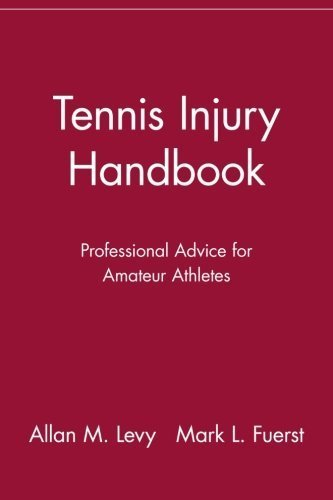 Tennis Injury Handbook: Professional Advice for Amateur Athletes by Levy, Allan M. (1999) Paperback par Allan M. Levy