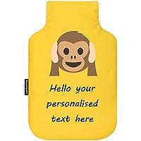 Wärmflasche, abnehmbarer Bezug, Emoji-Design, inkl. 2 l Flasche preisvergleich bei billige-tabletten.eu