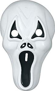No se refiere a-Accesorio para I-3243-Disfraz de fantasma Hurlant-Gafas de esquí para niño