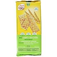 Probios Break&Bio Cracker de Espelta con Levadura - 12 paquetes