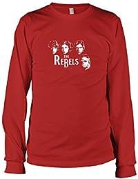 TEXLAB - The Rebels - Langarm T-Shirt