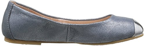 Bloch Bellina, Ballerines fille Gris (Black)