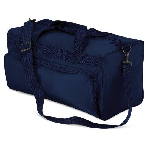 Sac de voyage Quadra - 34 litres (Taille unique) (Bleu marine)
