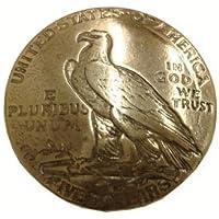 Coin Concho Aquila 5. dollaro X replica di solito vite