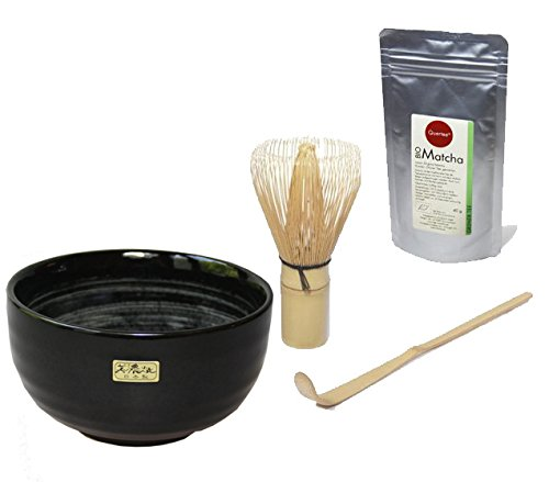 matcha-matcha-bio-en-poudre-40-g-en-sac-de-zip-en-aluminium-plus-original-bol-a-matcha-japonaise-aqua-400-ml-plus-balai-matcha-chasen-matchabesen-plus-cuillere-a-matcha-en-bambou-chas-haku