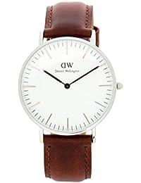 DANIEL WELLINGTON - Reloj Daniel Wellington ST MAWES Ref DW00100052-Ø36-SV-cuero