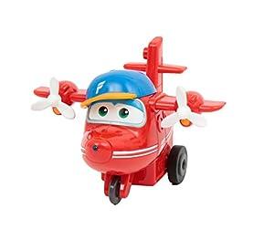 Giochi Preziosi-Super Wings, avión, vehículo de Juguete, Persona Dizzy con Tapa