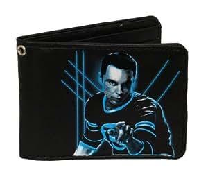 Big Bang Theory Sheldon Laser Bazinga! Wallet