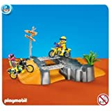 Playmobil 7396 - Motorad-Wüstenrally