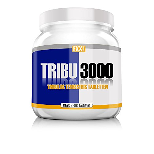 ULTRA EXTREME TRIBU 3000 TRIBULUS BIG PACKUNG mit 300 Tabs 6000mg pro 6 Tabs