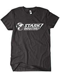 Iron Man T shirt Stark Industries Inspired by Iron Man And Avengers Assemble