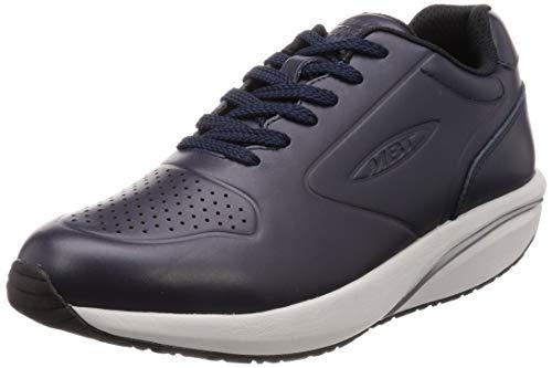 32c0872f72ea0a MBT Herren Mbt-1997 Leather Winter M Sneakers Blau (Navy 12n) 43 EU
