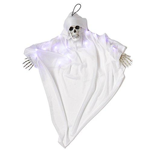 Worth importen 91,4cm Licht zum Aufhängen Weiß Ghoul (Halloween Ghouls Hängen)