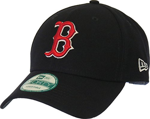New Era Men's The League Boston Red Sox Offical Team Colour Baseball Cap