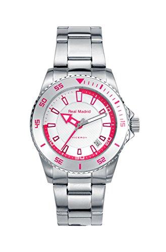Reloj Oficial del Real Madrid Mujer – Niña 432856-77 Viceroy