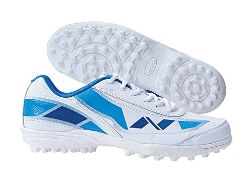 Nivia Hook- 1 Rubber Spikes Cricket Shoes, Size-9  available at amazon for Rs.619