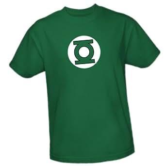 Green Lantern Logo -- DC Comics Adult T-Shirt, XXX-Large