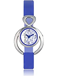 Valentime Analogue Blue Stylish Designer Branded Watches - Girls and Womens