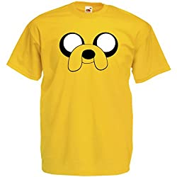 Jake The Dog Adventure Time T-Shirt.