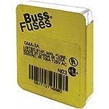 BUSSMANN gma-2a Cristal de 2Amp fusible Fast Acting Cartridge, 250V, UL Listed, 5-Pack by Bussmann