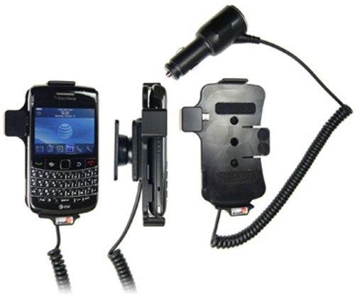 Brodit Mobile Phone Aktivhalter - BB Bold 9780 (Kfz.-Kabel) - Passend für Blackberry Bold 9700, Blac
