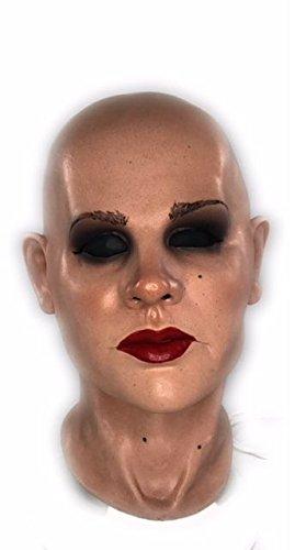 Greyland Frauenmaske Schaumlatex Maske Diva ()