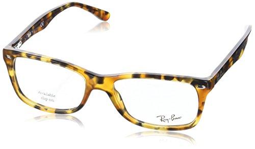 Ray-Ban Damen Brillengestell 0rx 5228 5712 53, Braun (Havana Brown/Grey)
