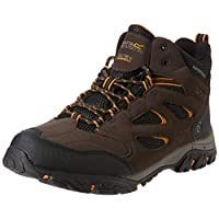 Regatta Men's Holcombe IEP Mid High Rise Hiking Boots 10