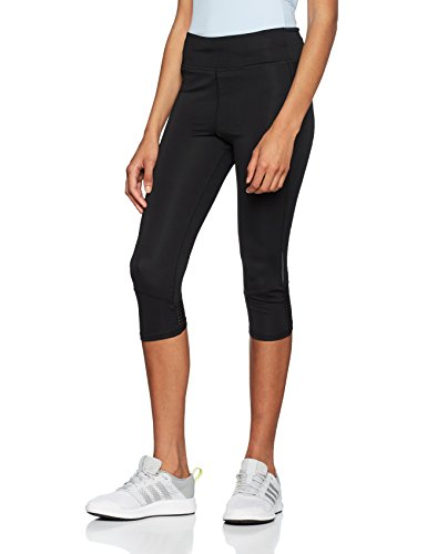 adidas Damen Supernova 3/4 Tights, Black, XL -