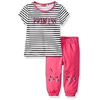 Zeyland Kız Bebek Kıyafet Tişört ve Pantolon Takım 91Z2TVL80