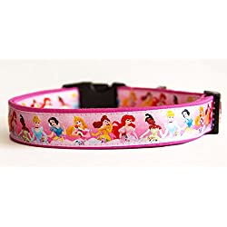 Princesas Disney Princess B Correa Perro 120 cm Hecha a Mano HandMade Dog Leash