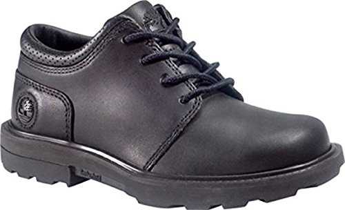 Timberland Rugged Street II Oxford (Infants/Toddlers)#31800 BLACK///