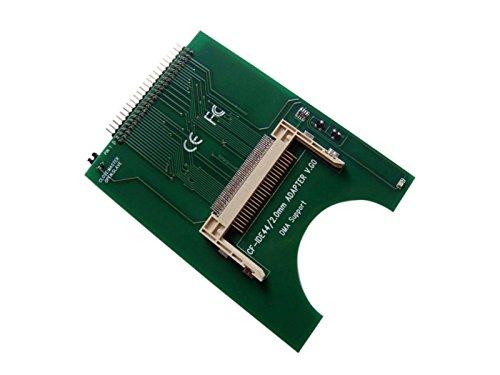 Iii-flash-speicherkarte (CF Compact Flash Speicherkarte 50pin 6,3cm 44pin IDE HDD Konvertieren Adapter)