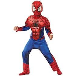 Rubie's-déguisement officiel - Spiderman -Spiderman Déguisement, Garçon- Taille M- I-640841M