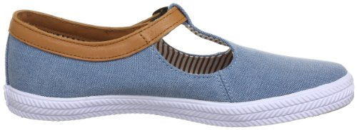 Pointer I013003, Espadrilles femme Bleu (Washed Kingfisher Wk70)