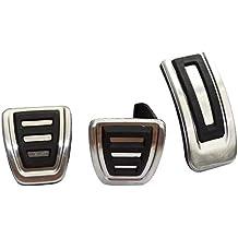 AERZETIX: Juego de 3 pedales caja de cambio manual para coche vehiculos C40918