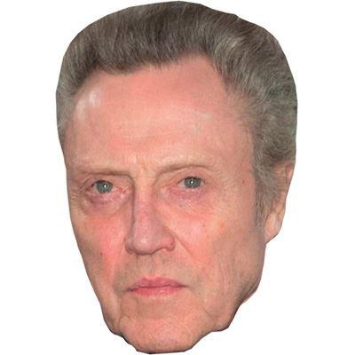 Christopher Walken Maske aus Pappe Bewertung und Vergleich