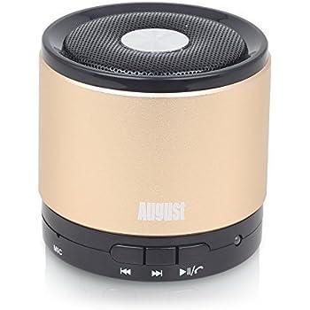 enceinte portable sans fil bluetooth puissante avec microphone pour kit main libre. Black Bedroom Furniture Sets. Home Design Ideas