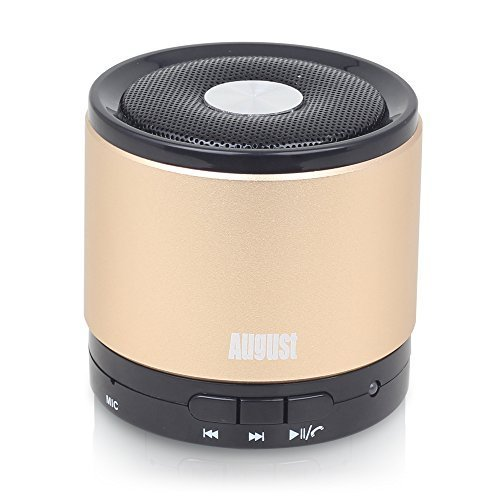 August-Altavoz-bluetooth-porttil-y-con-micrfono-compatible-con-iPhone-Samsung-Galaxy-Nokia-HTC-Blackberry-Google-LG-Nexus-iPad-Tabletas-Ordenadores