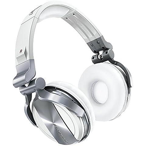 Pioneer Pro HDJ-1500-W Professional DJ Headphones, White
