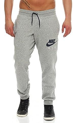 Nike Air AW77 Heritage Fleece Cuffed Herren Trainingshose Farbe: Grau;