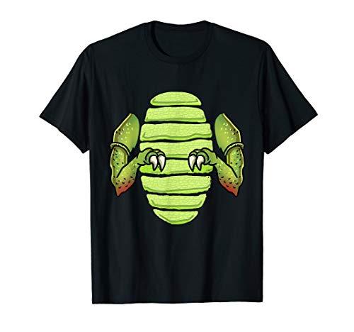 Dinosaurier Kostüm, Last Minute Verkleidung T-Rex Halloween T-Shirt