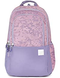 Wildcraft Wiki 2 Jacquard Backpack Pink (11951 Pink)