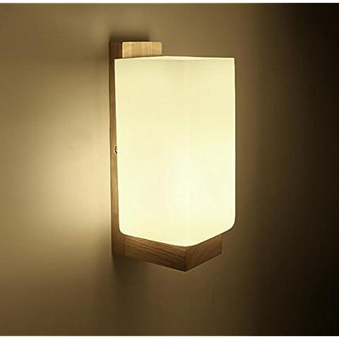 Parete del registro LED luce corridoio di