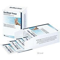 Sterillium Tissue Hände Desinfektionstücher 100 Stück (10 Stück x 10 Packungen) preisvergleich bei billige-tabletten.eu