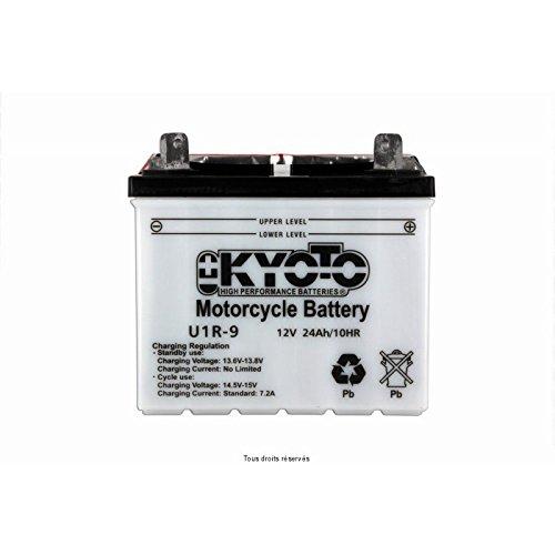 Kyoto - Batteria moto U1-R9 12V 24Ah - Batteria/