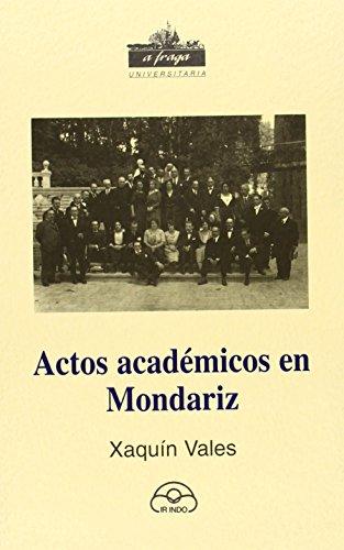 Actos Academicos en Mondariz
