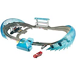 Disney Pixar Cars 3 Ultimate Florida Speedway Track Set with Lightning McQueen Toy Car