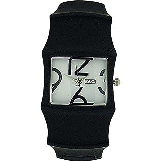 Eton 3024L – Reloj , correa de metal color negro