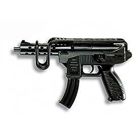 EDISON Uzimatic Display Pistola E Fucili Gioco Maschio Bimbo Bambino Giocattolo 817